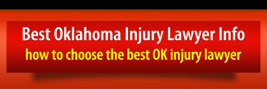 Best Oklahoma Car Accident Injury Lawyers | Best Oklahoma Car Accident Injury Attorneys