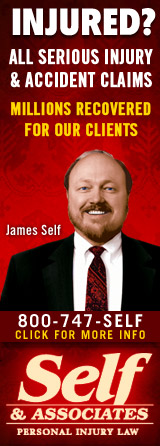 James Self -- Oklahoma's Car Accident Injury Attorney
